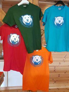 T-skjorter Bjørnsund Leirskole